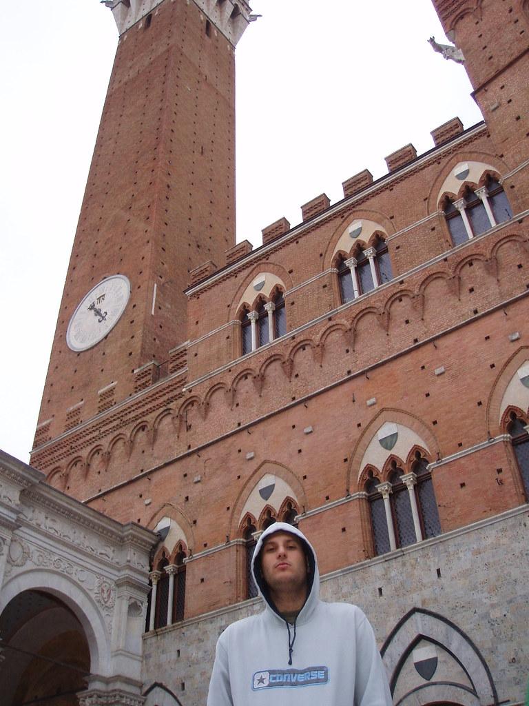 el Menda en Siena
