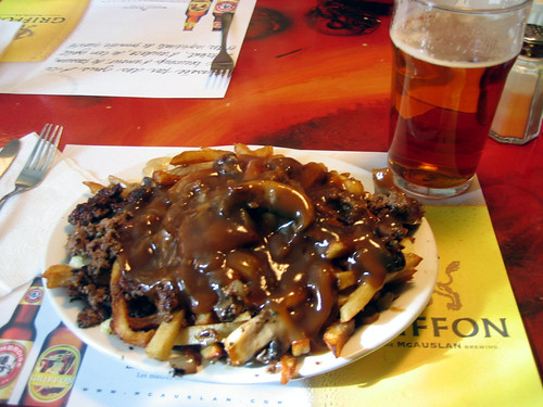 Poutine Bourguigion