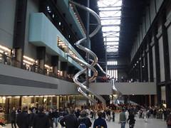 Tate Modern Super Slide