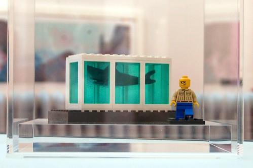 Lego Hirst