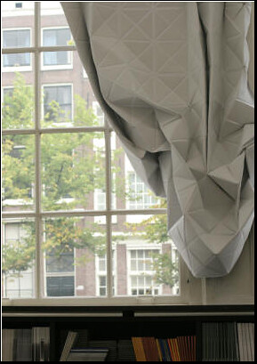 Hannah Allijn Faced Curtain Project