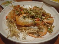 [吃] 大鼎活蝦 (4)_鹹酥蝦