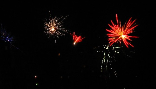 Fireworks (IV)