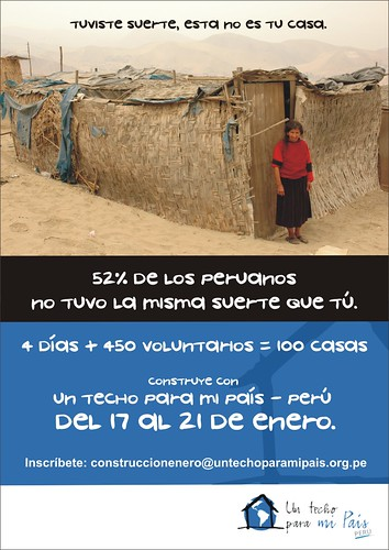 Un techo para mi pais - Peru