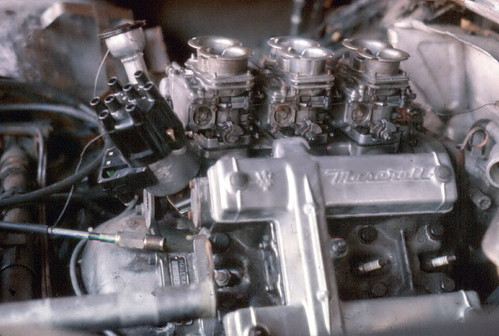 Citreon SM Engine (Maserati V6)