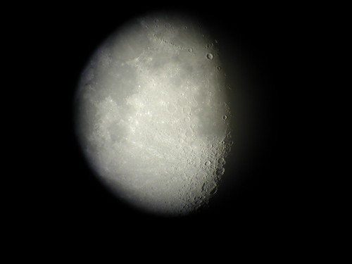 Moon through the Fry
