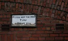 Keep Tidy