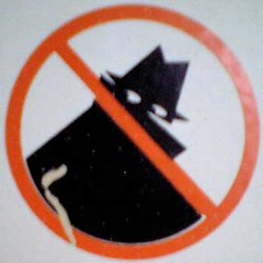No Burglers Squircle