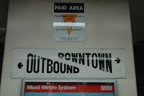 Outbound Downtown