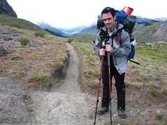 Trekking to Campo De Agostini
