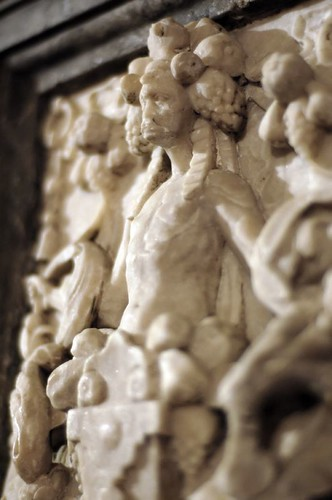The one who lives in Bernardine church