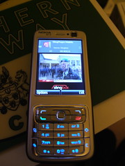Slingbox Mobile in Action