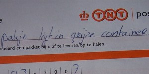 briefje