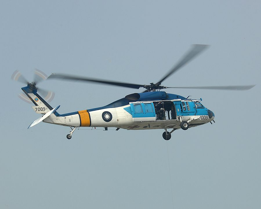 攝影家手札DGPhoto - S70c反潛直昇機兼救難專機/藝廊
