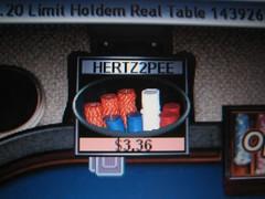 Online Poker Opponent