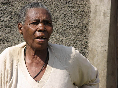 Malealea's Chief, Lesotho
