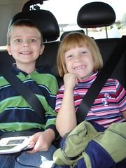 Carson and Jenny