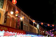 Chinatown Skyline