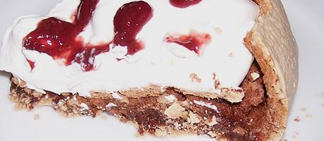 Pavlova de Chocolate