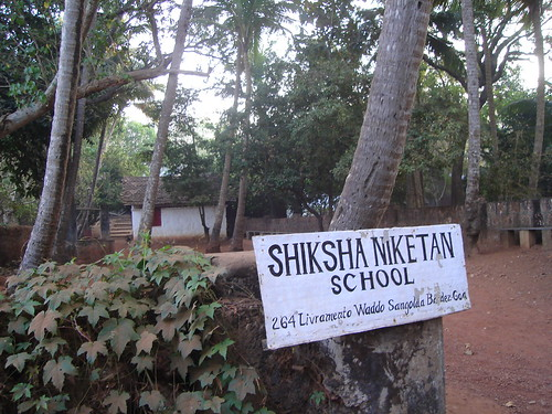 Shiksha Niketan, Sangolda by you.