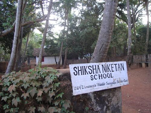 Shiksha Niketan, Sangolda by you.