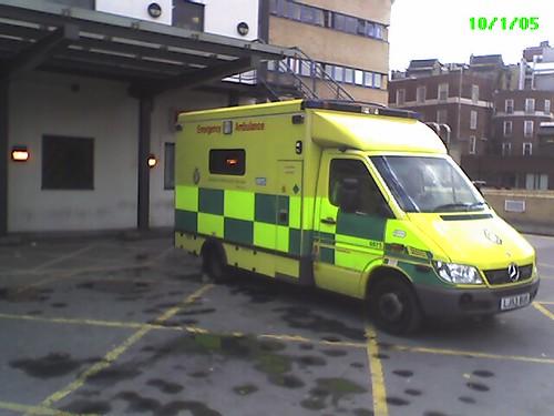 las_ambulance