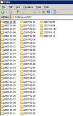 Tracking photos to upload