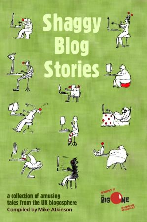 Shaggy Blog Stories front cover
