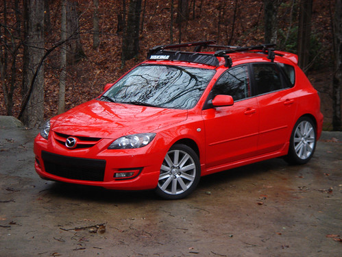 Would you put a roof rack on a MSP3?