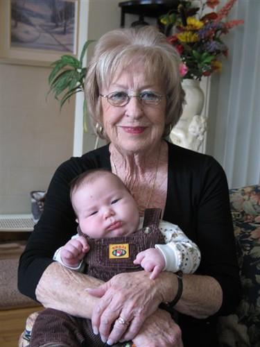 Great-Grandma and Khéna