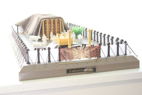 Model of Moses' Tabernacle