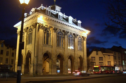 Abingdon County Hall, under Creative Commons from Dave Smiths photostream - click pic for link.