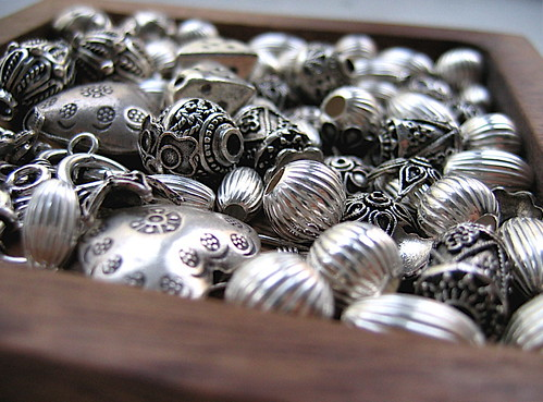 Silver beads 2