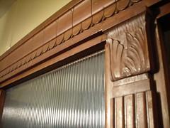 Art Deco detail lobby