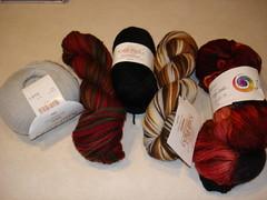 more sock yarn!