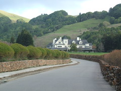 The Main House @ Skywalker Ranch