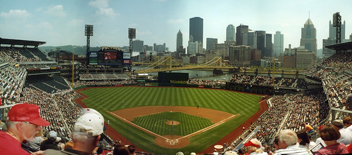 Beautiful PNC Park needs to hang some new banners (drocpsu/Flickr).