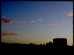 sunset 20070318