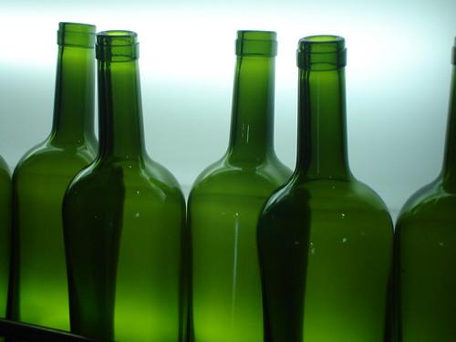 Botellas para vinos