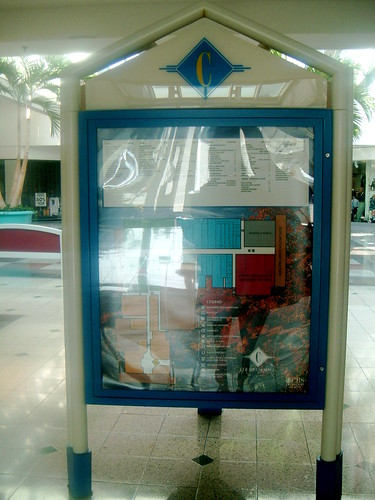 Coliseum Mall Directory