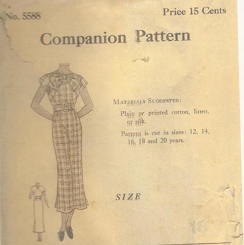 Women's Home Companion 5588