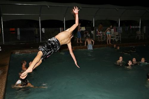 Take a dive...