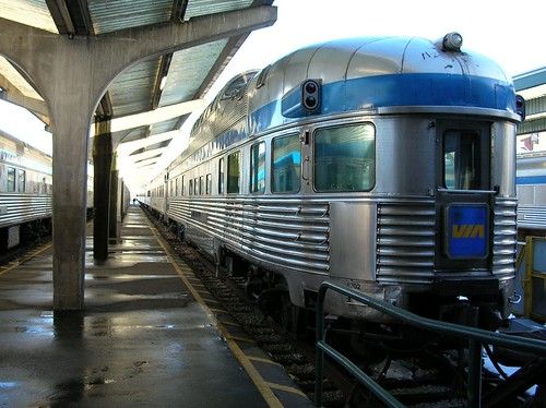 The Canadian at Pacific Central