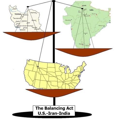 The Balancing Act of America, India and Iran
