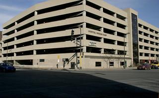 Hennepin County Medical Center Parking Garage