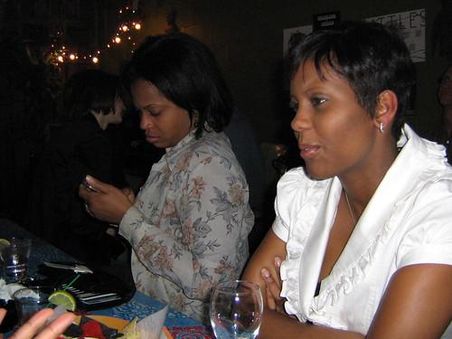 Tanita and Candice