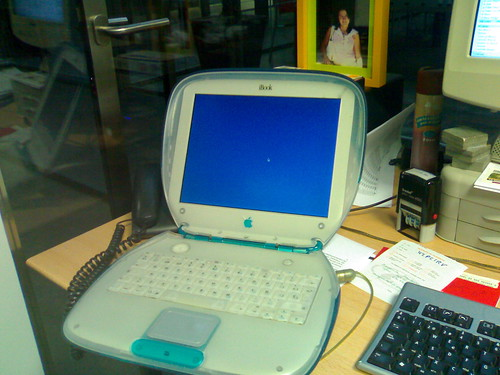 ibook clamshell