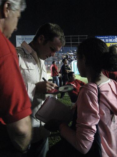 bc signing autographs
