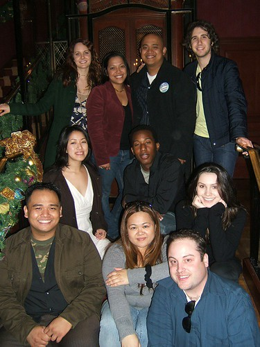 Group Shot at Club 33