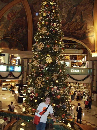 downtown ME @ Christma tree in the Pacifico @ Florida Street